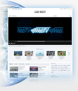 What is WS WebTV Free: Free Video CMS / Online Video